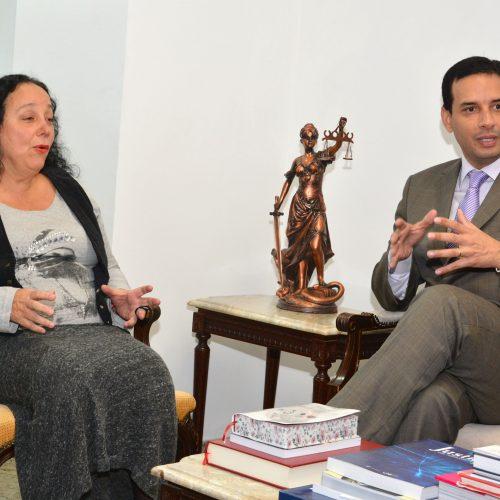 Câmara e TJ formarão parceria para a capacitação de colaboradores