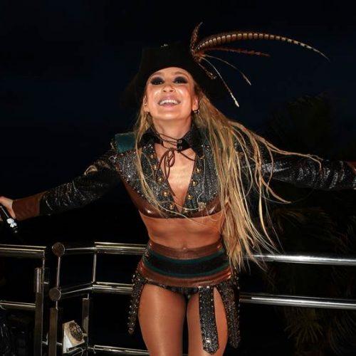 Cantora Claudia Leitte anuncia novo nome artístico