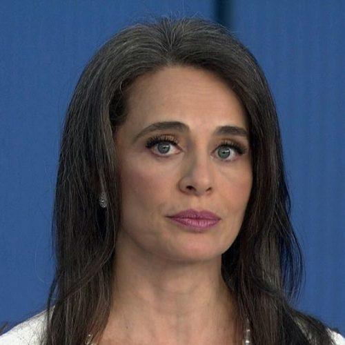 Carla Vilhena comete erro no Jornal Nacional e não passa despercebido; assista