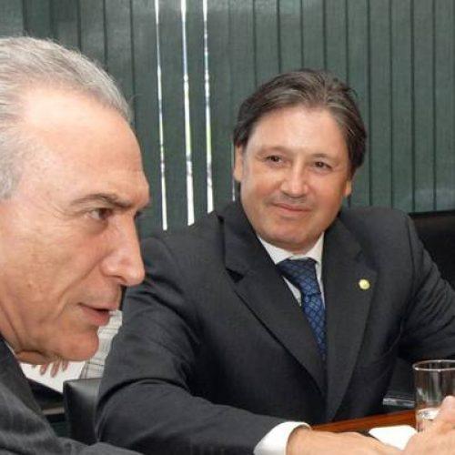 Ex-assessor especial do presidente Michel Temer se cala na PF