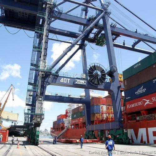 Exportações baianas têm crescimento de 5% em maio
