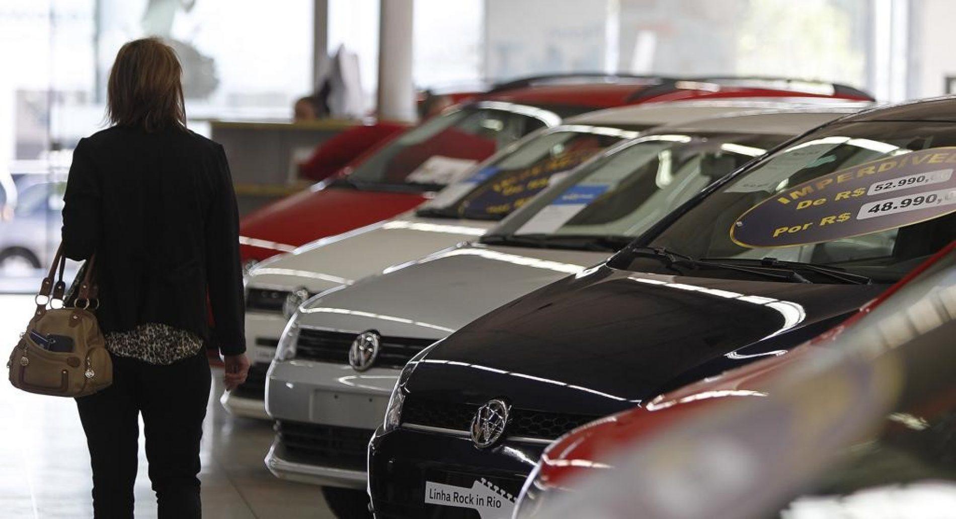Venda total de veículos novos cresce 16,77% em maio, diz Fenabrave