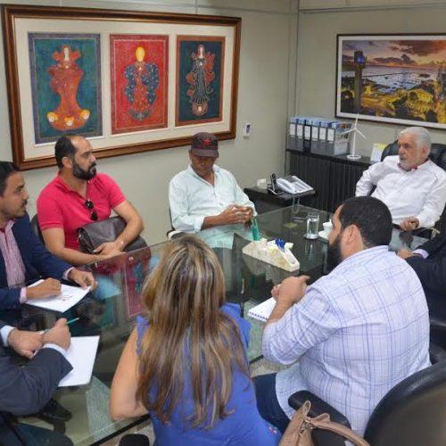 Fortalecimento da Biofábrica de Cacau é discutida na Secretaria de Desenvolvimento Econômico