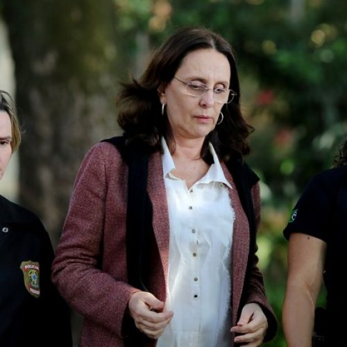 Irmã de Aécio reitera pedido de liberdade após denúncia ser oferecida