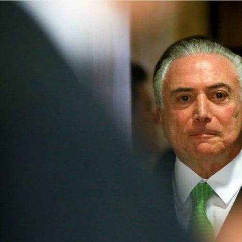 Juiz nega pedido de Michel Temer para processar Joesley Batista