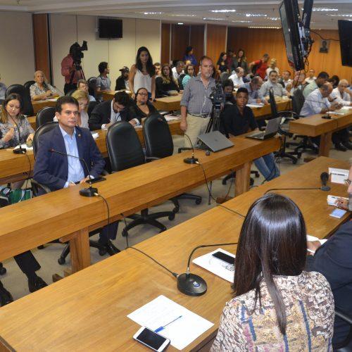 Licenciamento ambiental é tema de debate na Assembleia Legislativa