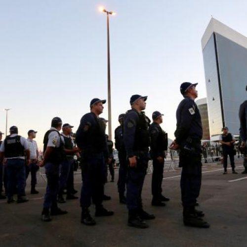 Mais de 4 mil agentes reforçam segurança para julgamento da chapa Dilma-Temer
