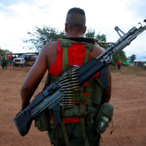 ONU anuncia que já tem 7.132 armas individuais das Farc