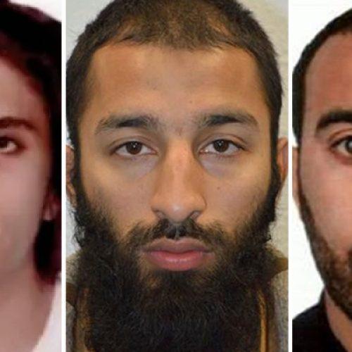 Polícia britânica confirma identidade do terceiro autor de atentado em Londres