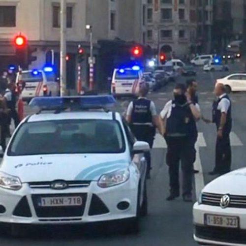 Polícia mata homem que cometeria ataque suicida em Bruxelas