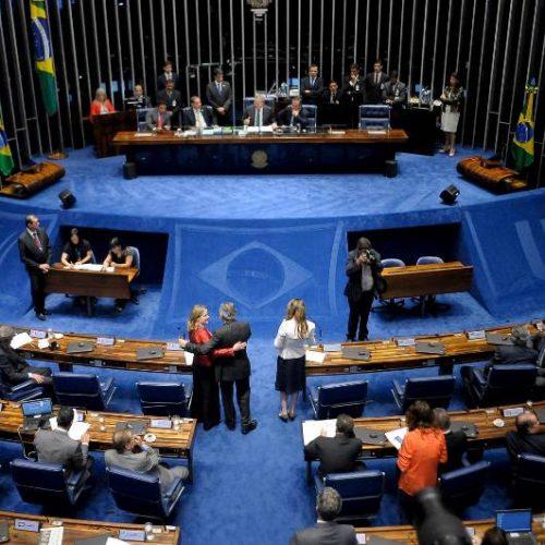 Relatório da reforma trabalhista deve ser lido hoje em comissão do Senado