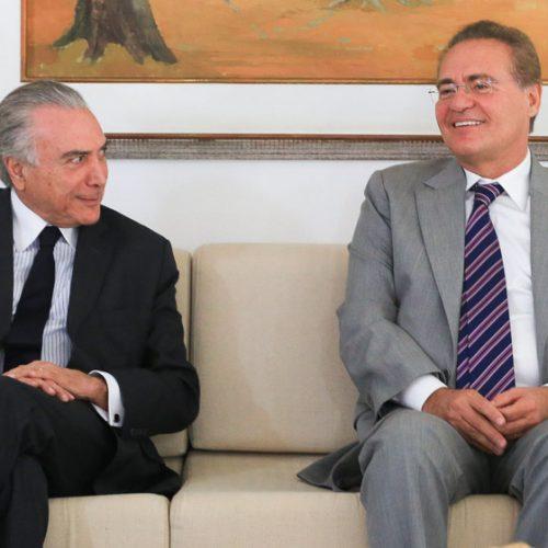 """Renan anuncia saída da liderança do PMDB: """"não sirvo para marionete"""""""
