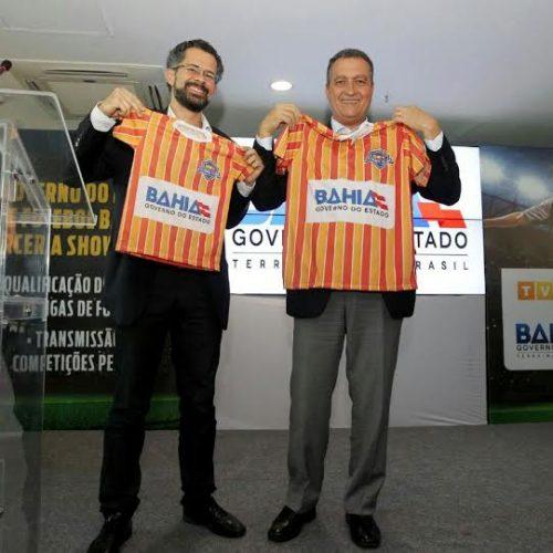 Rui destaca futebol no interior ao anunciar transmissões pela TVE