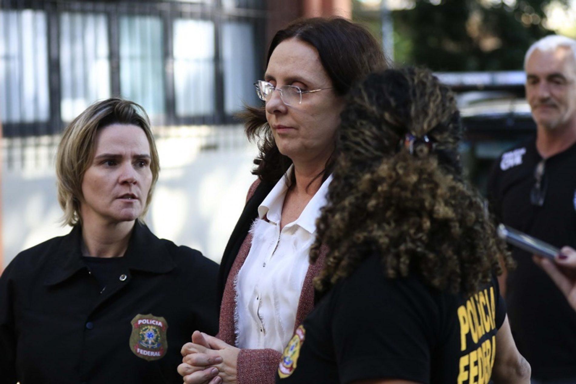 Primeira turma do STF determina prisão domiciliar e uso de tornozeleira para Andrea Neves