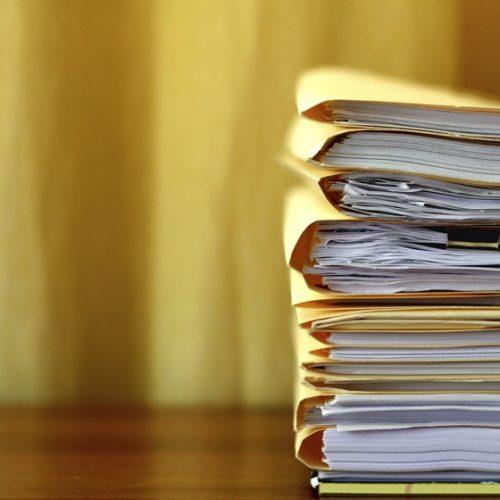 Senado aprova projeto que permite destruição de documentos originais