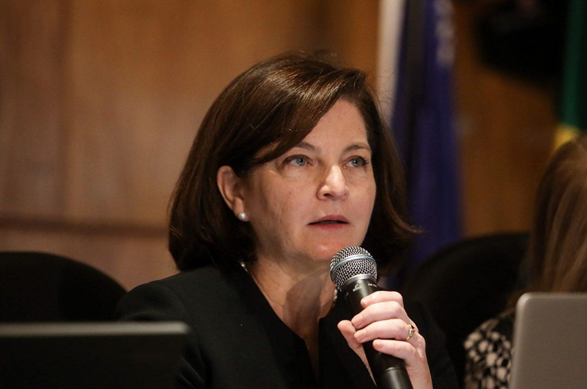 Raquel Dodge ao Senado: 'Tenho preparo técnico e condição moral'