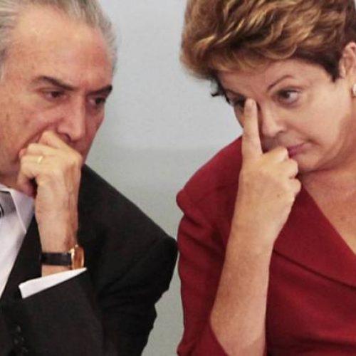 TCU julga contas de 2016 das gestões de Dilma e de Temer