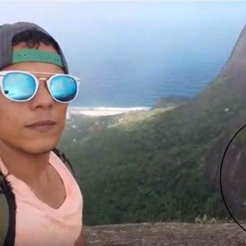 Impressionante: homem cai de speedfly na Pedra Bonita e está em estado grave; assista