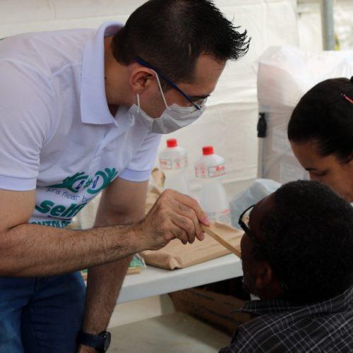 Salvador: Ação de assistência odontológica segue até esta sexta