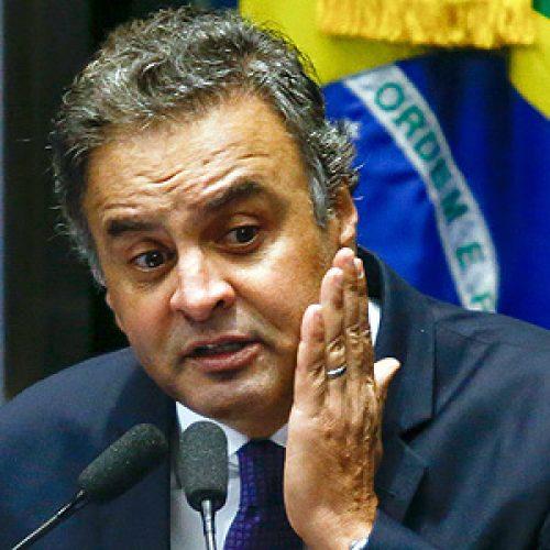 Gilmar Mendes dá mais 60 dias para PF investigar Aécio em Furnas