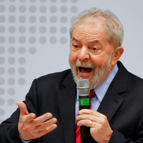 PT cogita empresário para vice de Lula