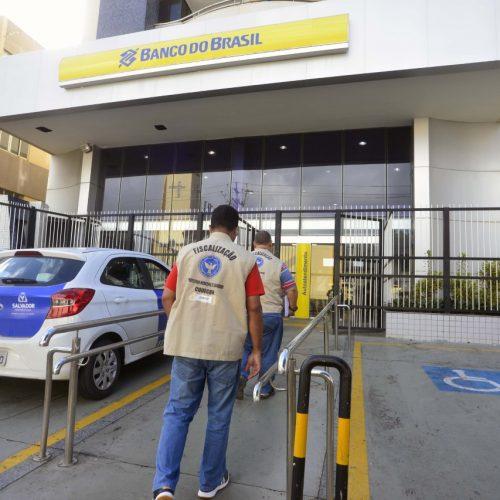 Blitz do Consumidor já vistoriou 100 agências bancárias em Salvador