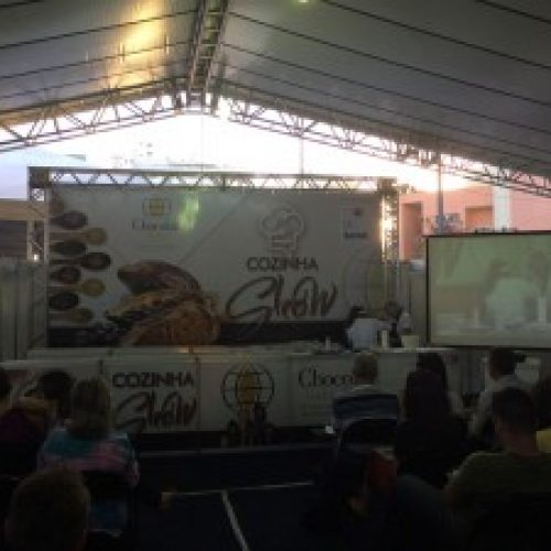 Chocolat Bahia 2017 reúne 60 mil pessoas e gera R$ 10 milhões em negócios na cidade de Ilhéus
