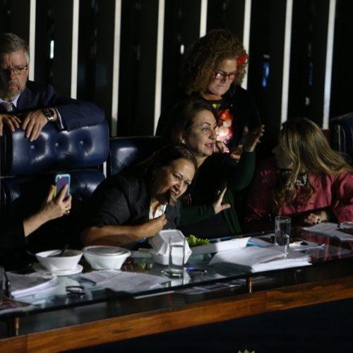 Conselho de Ética vai analisar denúncia contra senadoras em agosto