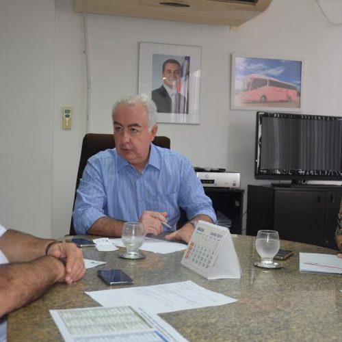 Em audiência com Marcelino Galo, secretário garante recuperação da BA 144
