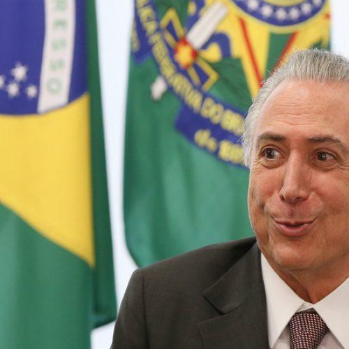 Em meio à crise, Temer libera R$ 1,8 bilhão em emendas em junho
