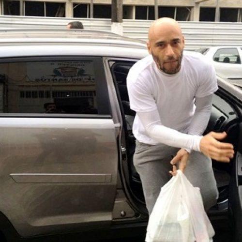 """Filho de Pelé é preso pela 5ª vez: """"Não aguento mais"""""""