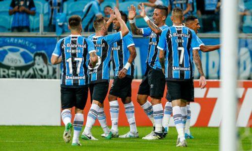 Grêmio vence Atlético Paranaense e avança para semifinal da Copa do Brasil