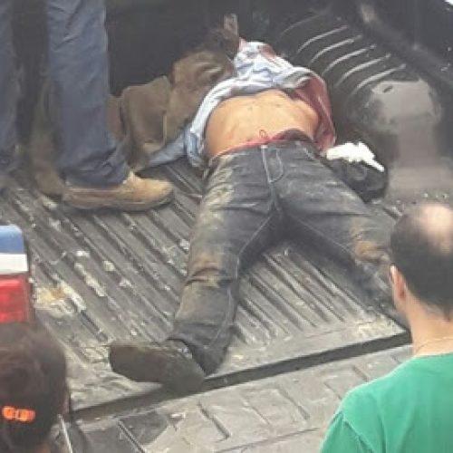 Ibirataia: Assaltante morre em confronto com a PM e comparsa é preso