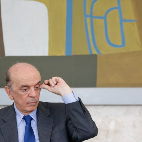 Janot pede ao STF abertura de inquérito contra José Serra