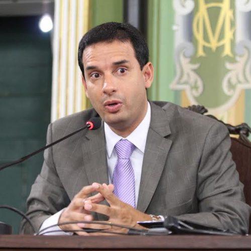 Leo Prates lamenta morte do vereador Ronny Miranda