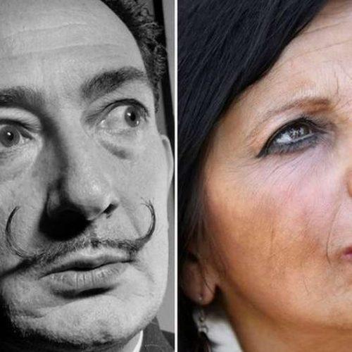 Mãe de suposta filha de Salvador Dalí faz exame de DNA