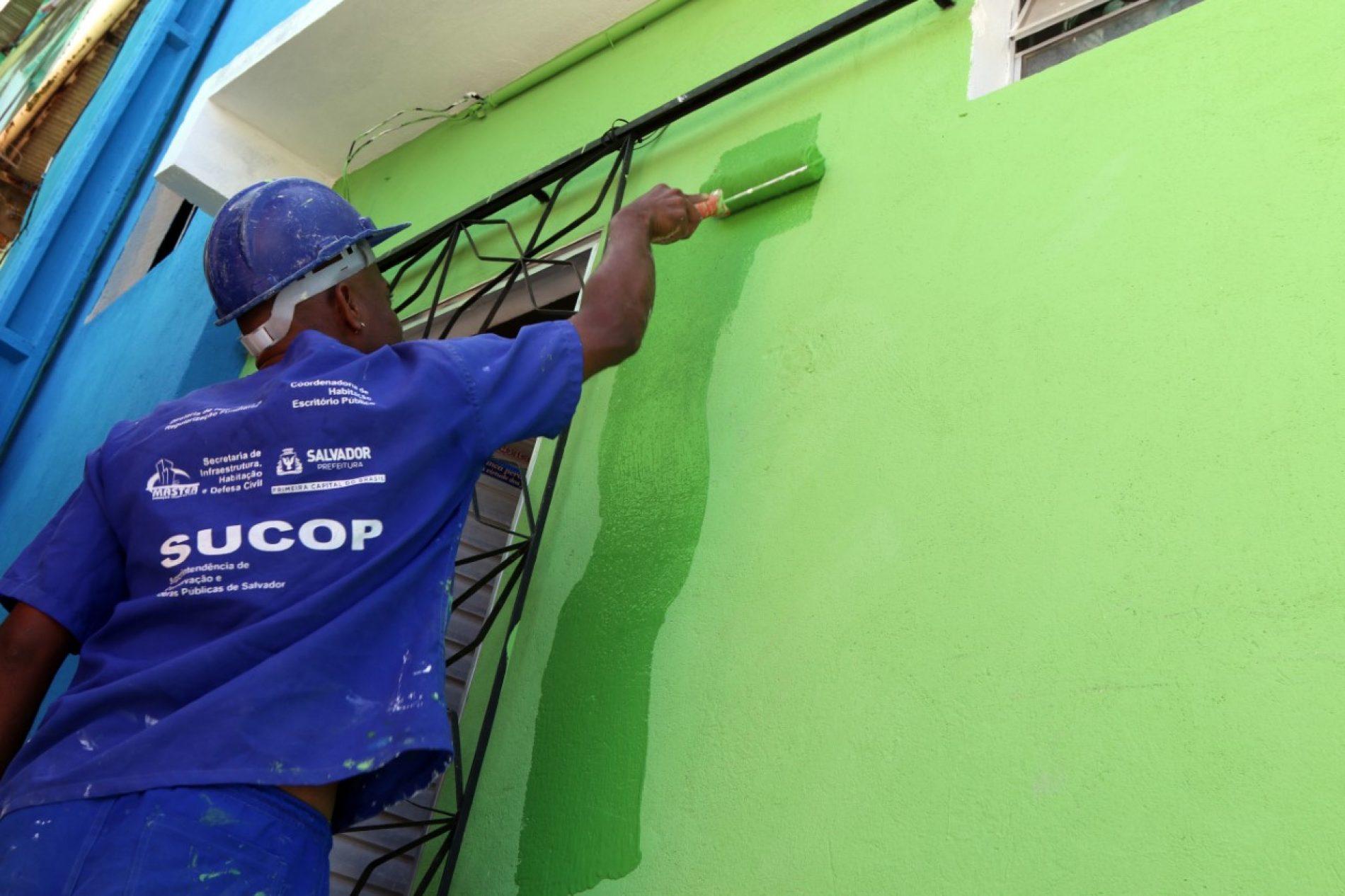 Salvador: Morar Melhor possibilita beneficiados a reformarem casas dos próprios bairros