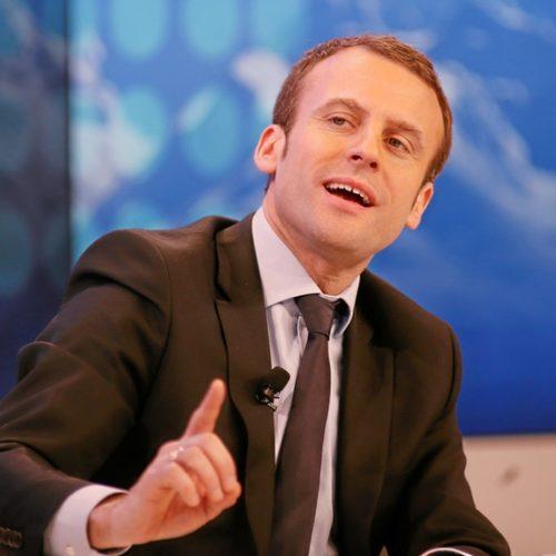 Macron diz que Trump pode ter mudado de ideia quanto a Acordo de Paris