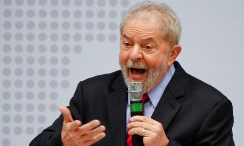 'Certeza da minha honestidade é que não depositei na Suíça', diz Lula