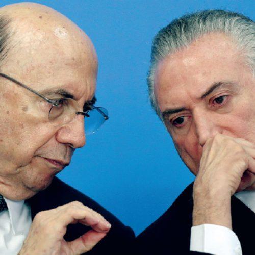 Meirelles: convenção decidirá entre Temer e eu quem será o candidato do MDB
