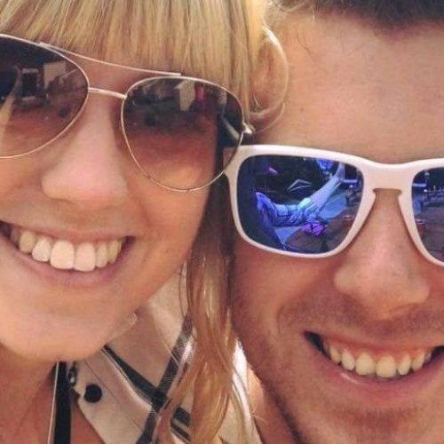 Noivos morrem em acidente na saída da festa de casamento