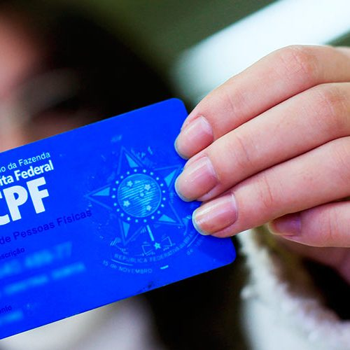 Norma sobre CPF permite inclusão de nome social no documento