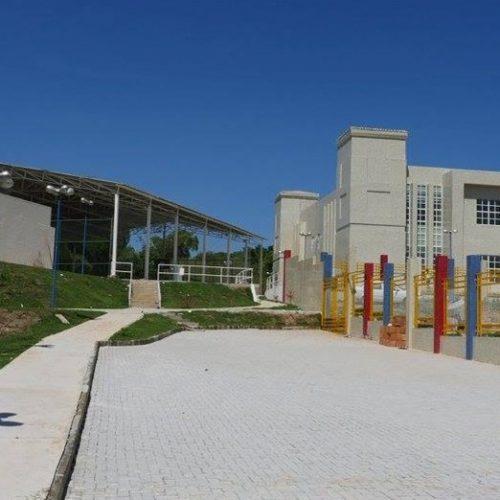 São Francisco do Conde: Prefeito inaugura prédio do CEAS no Caípe