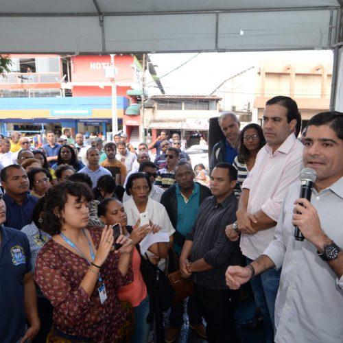 Salvador: Prefeitura inicia obras para mudança viária em São Cristóvão