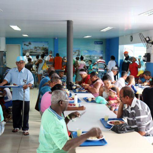 Salvador: Restaurante popular de São Tomé já beneficiou 90 mil cidadãos em um ano