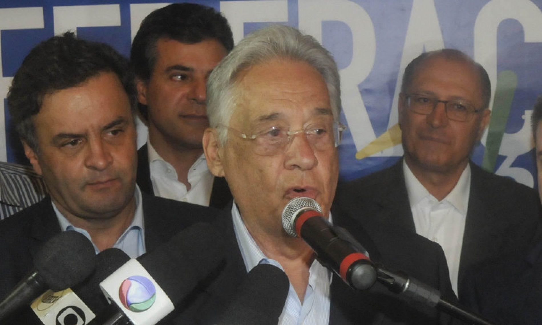 Tucanos se reúnem em SP para definir desembarque do governo Temer