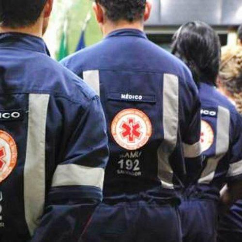 Salvador: Prefeitura abre 67 vagas para médico do SAMU
