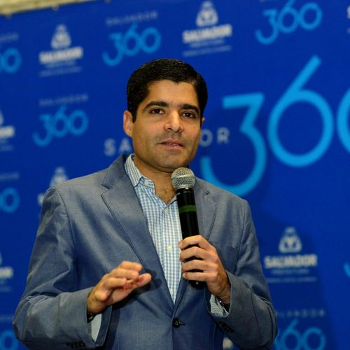 Salvador 360 Investe contará com R$3 bilhões em obras nos próximos quatro anos