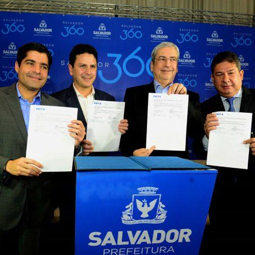 BRT de Salvador:  Segunda etapa tem investimento total de R$ 412 milhões