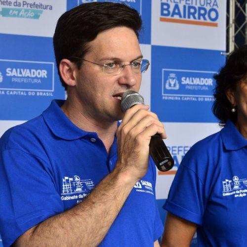 Salvador: Mutirão de serviços da Prefeitura beneficia comunidade do Calabetão